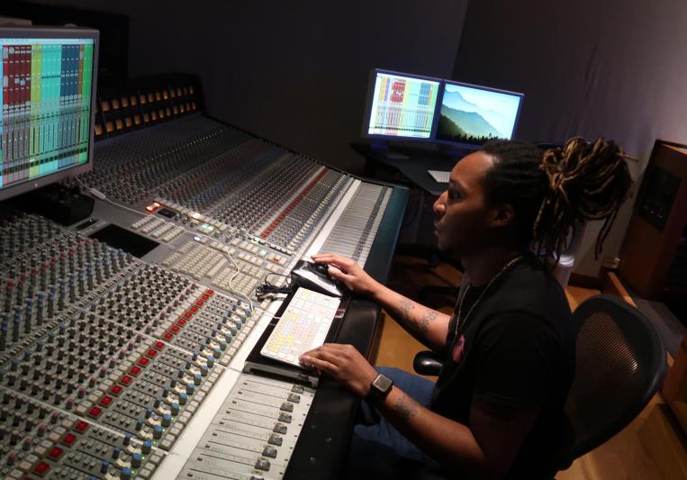 Teddrick Palmer on SoundBetter
