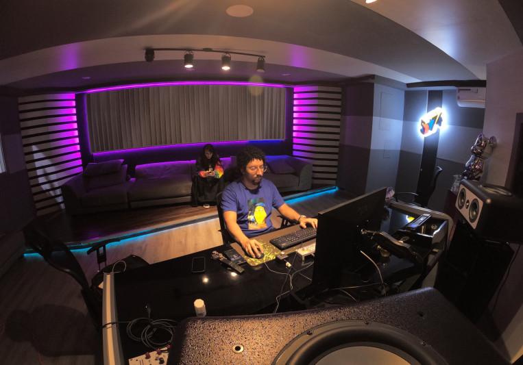 Luis ''Hostility'' Jimenez on SoundBetter