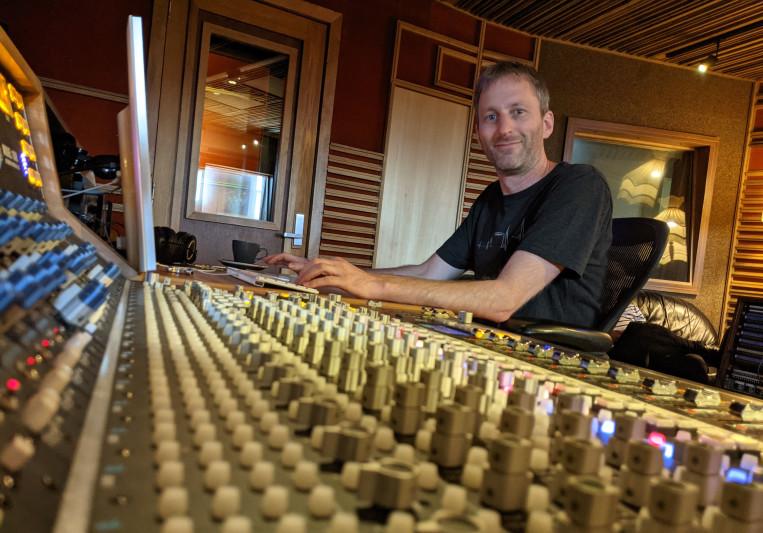 Dave Rhodes on SoundBetter