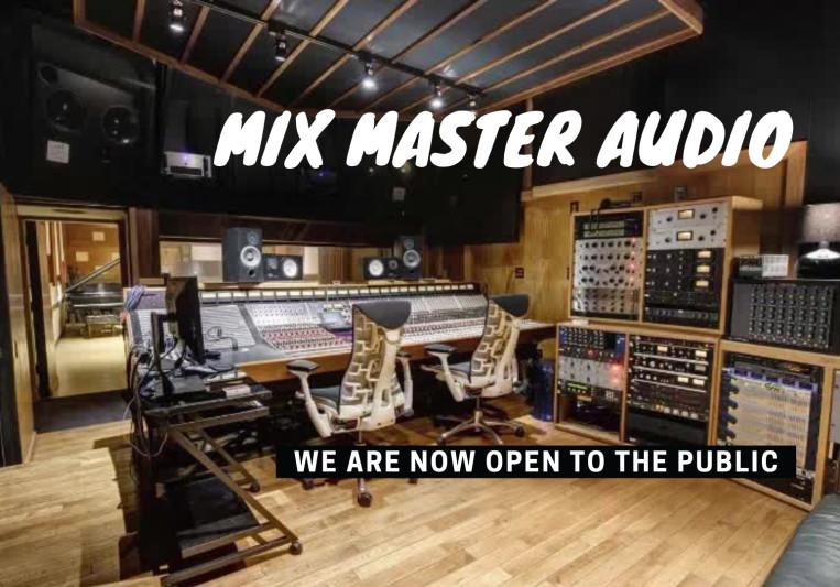 Mix Master Audio on SoundBetter