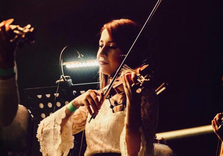 Isabella Baker - Strings on SoundBetter