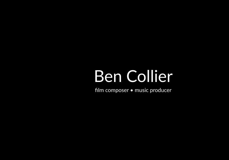 Ben Collier on SoundBetter