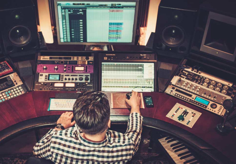Ron Music on SoundBetter