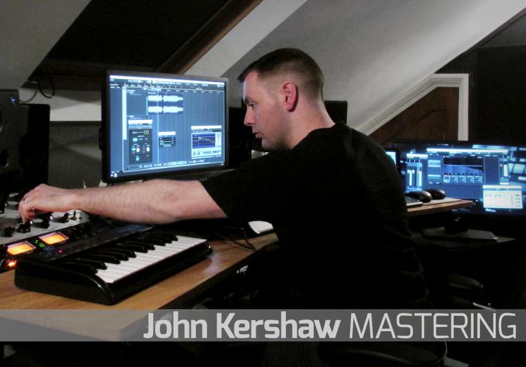 John Kershaw MASTERING on SoundBetter