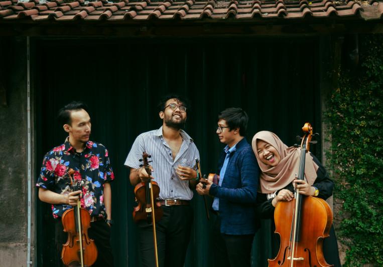 Arc Quartet on SoundBetter