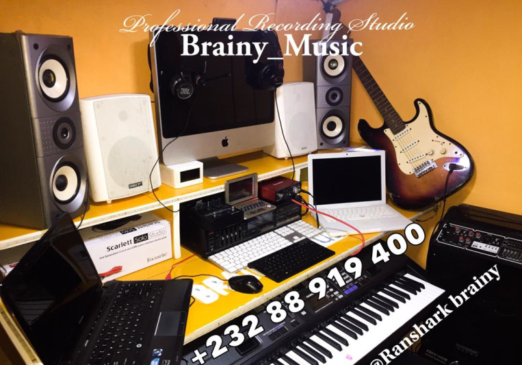Ranshark Brainy on SoundBetter
