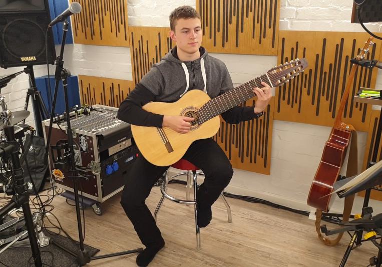Max Wegener on SoundBetter
