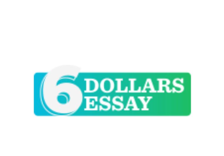 6 Dollars Essay on SoundBetter