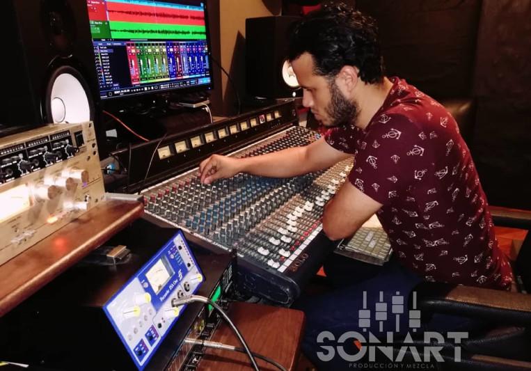 Edgar Contreras on SoundBetter