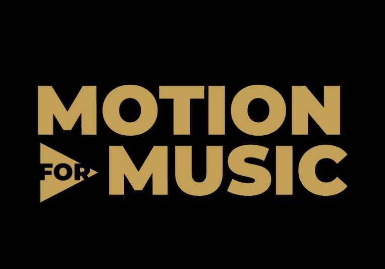 Motion for Music on SoundBetter