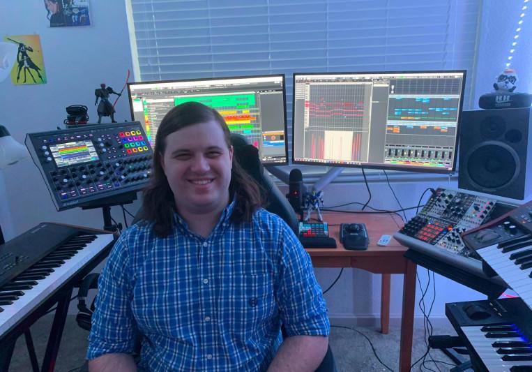 Andrew Clark on SoundBetter