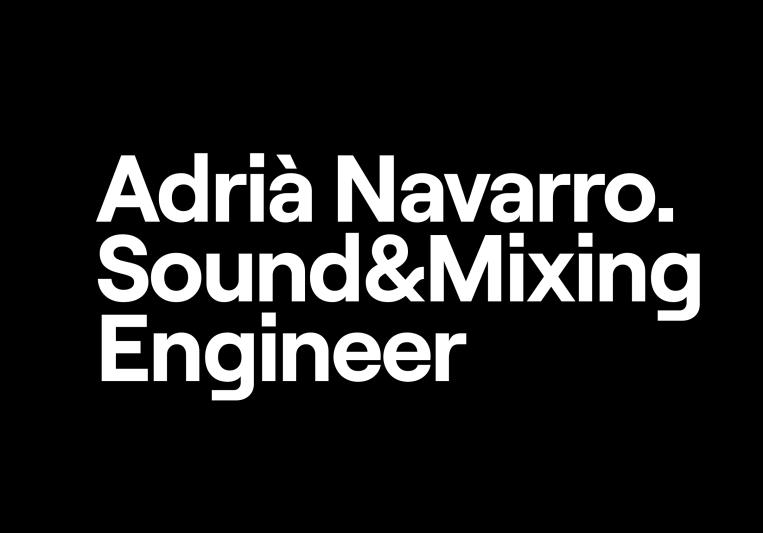 Adrià Navarro on SoundBetter