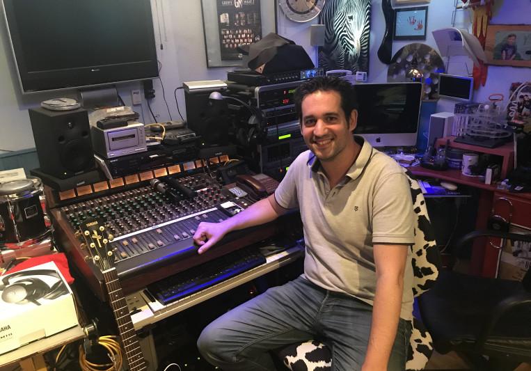 Gus Barraca on SoundBetter