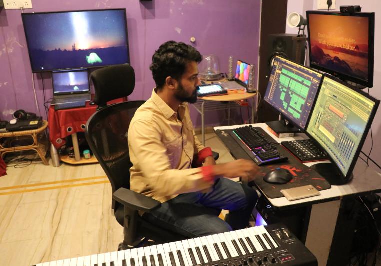 Anugrah Kumre on SoundBetter