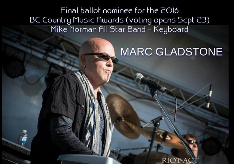 Marc Gladstone on SoundBetter