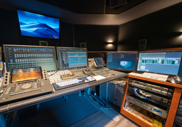 Red Road Immersive on SoundBetter