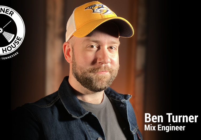 Ben | Turner Mixing House on SoundBetter