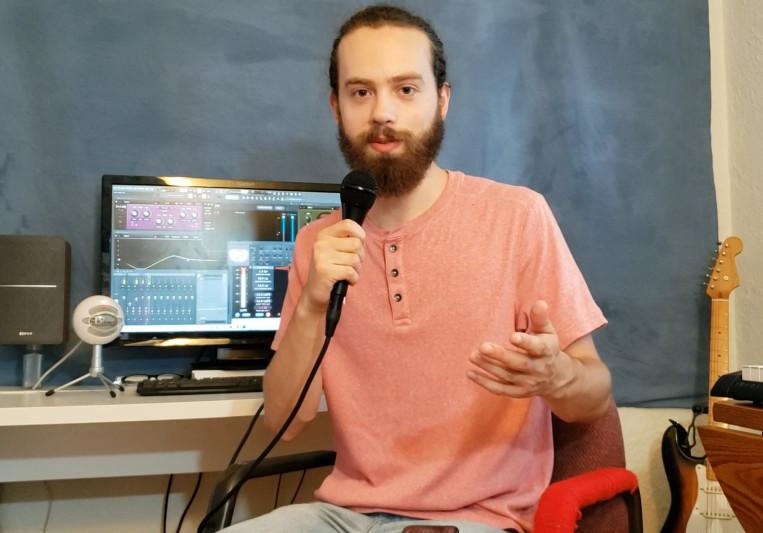 Marcus VonRuden on SoundBetter