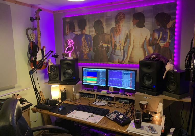 Pink Flamingo Music Production on SoundBetter