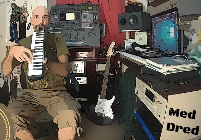 Med Dred Studio on SoundBetter