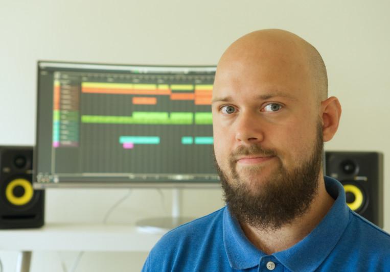 Andreas Smidelöv on SoundBetter