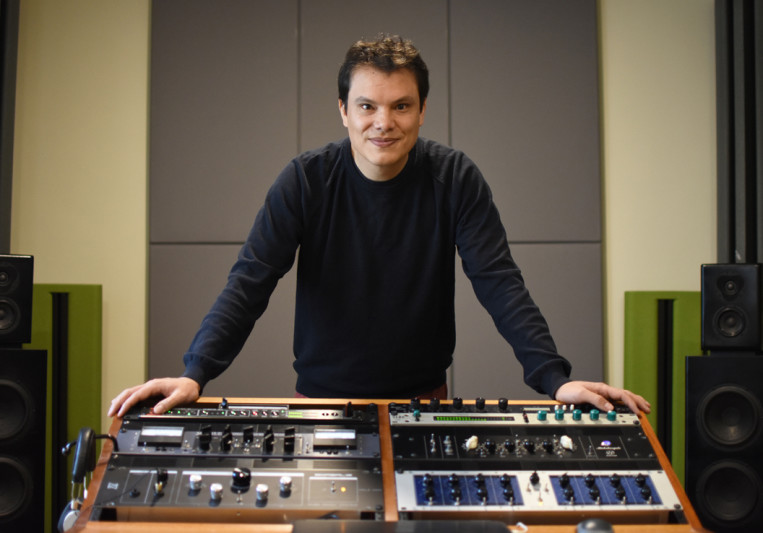 Marcelo Navia on SoundBetter