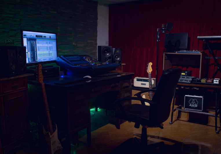 Fernando Pomies on SoundBetter