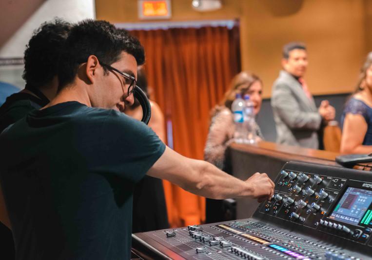 Alejo Granados on SoundBetter