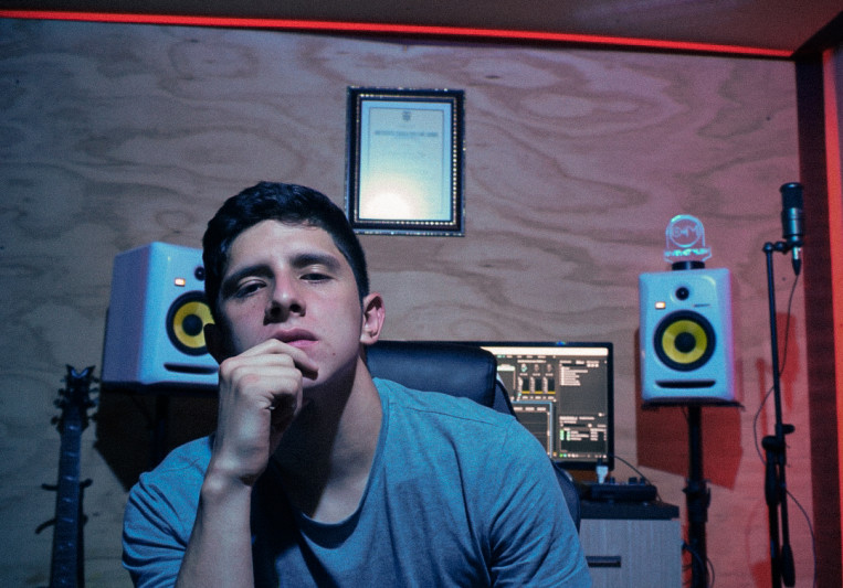 Mauro Gomez en el Beat on SoundBetter