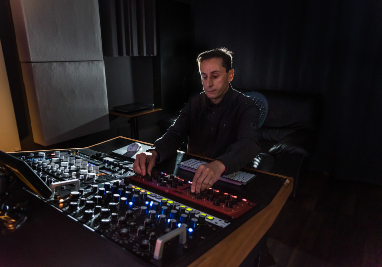 Javier CC Mastering on SoundBetter