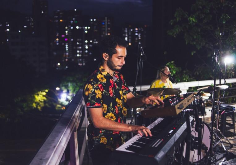 Adrian Solano on SoundBetter