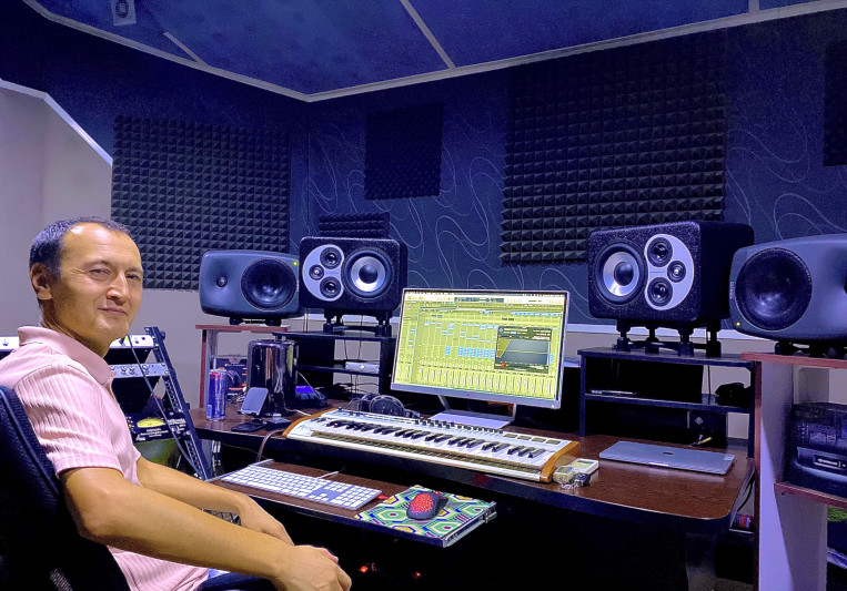 Dilmurod Matkarimov. (Dilim) on SoundBetter