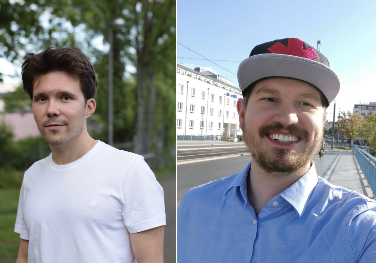 Julius Marx & Anton Apelt on SoundBetter