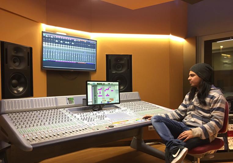Max Ventura on SoundBetter