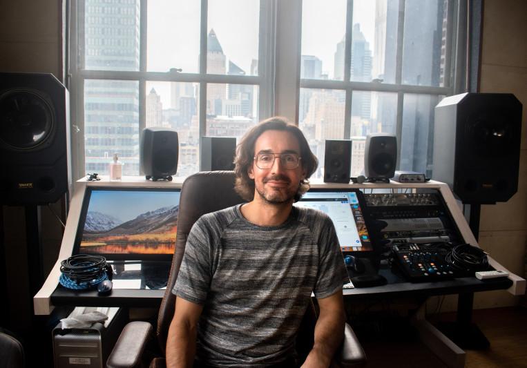 Aaron Beaumont on SoundBetter