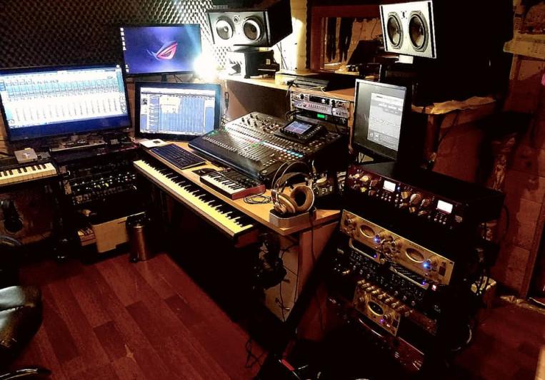 Liquidenote Studio Recording on SoundBetter