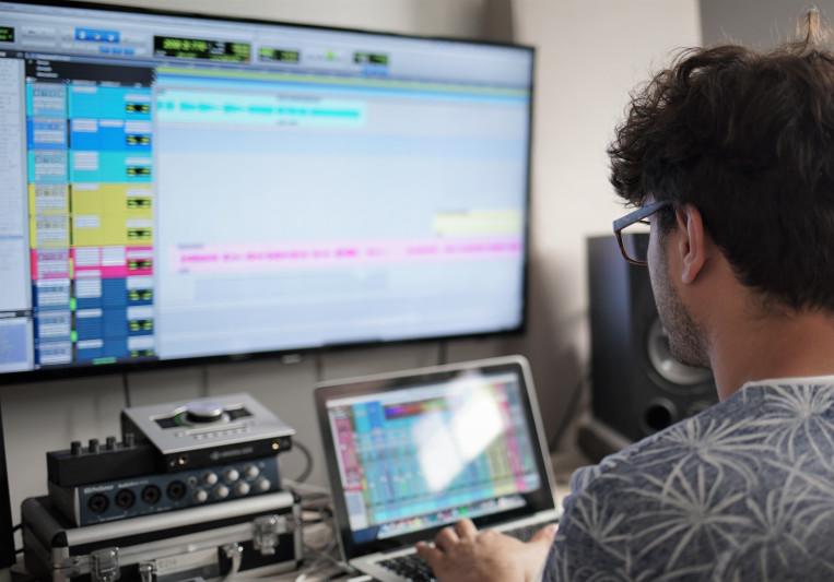 Nicolas on SoundBetter