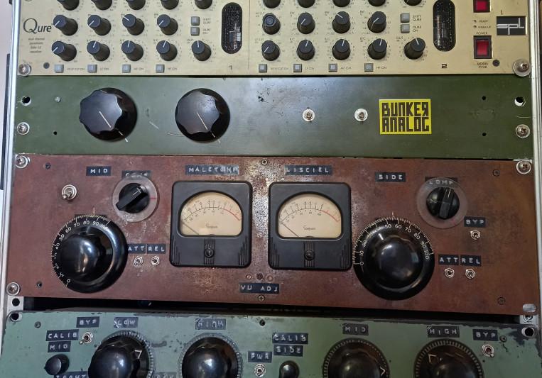 BUNKER ANALOG on SoundBetter