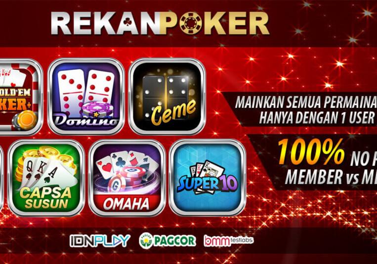 situs poker online on SoundBetter