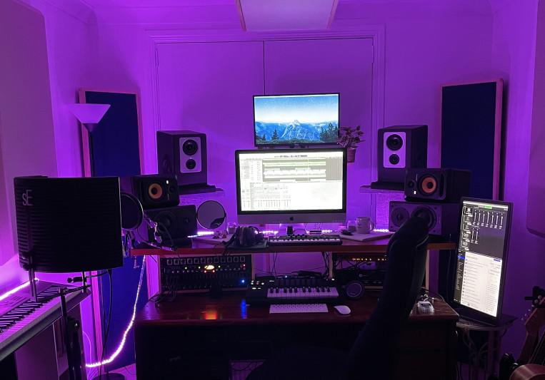 Declan Dias on SoundBetter