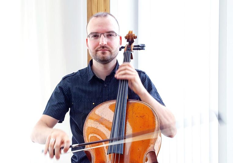 Fabian Boreck • Cellist on SoundBetter