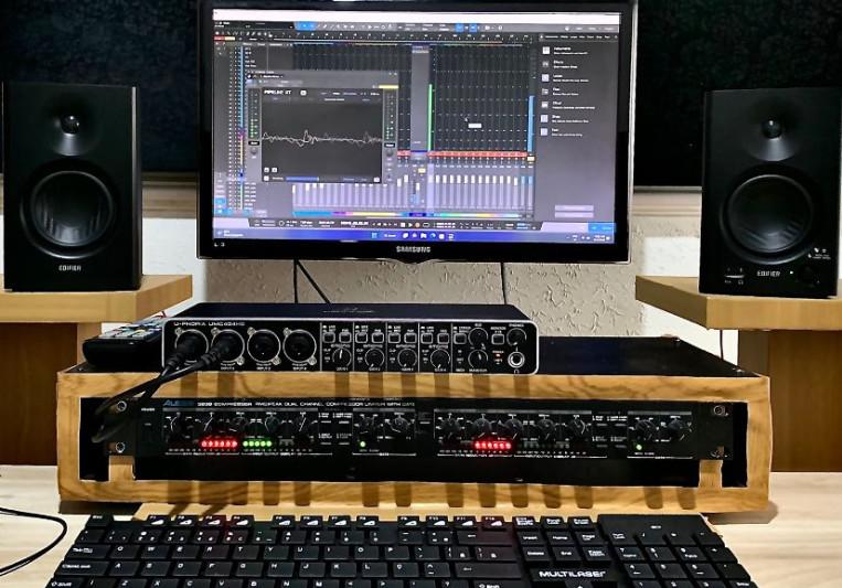 Marcos Gomes on SoundBetter