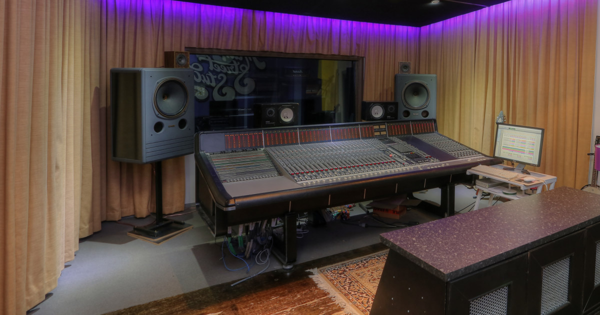 Recording Studios in Sydney SoundBetter