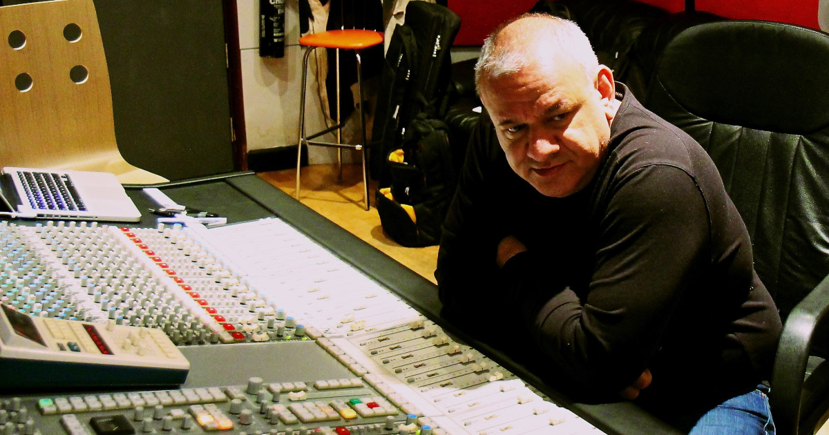Chris mars keyboards piano vocals writer london for Sound designer jobs