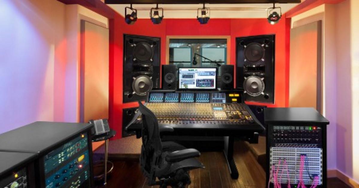 Oz Studios Recording Studio Mix Studio Manhattan