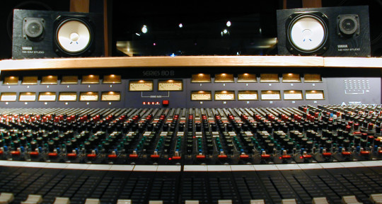 Photo of Threshold Recording Studios