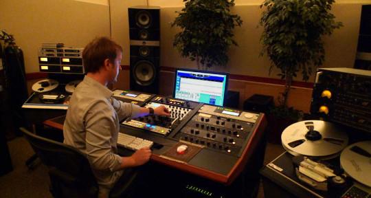 Photo of Michael Romanowski Mastering