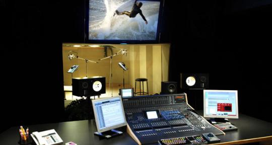 Photo of Deschamps Recording StudiosLtd.