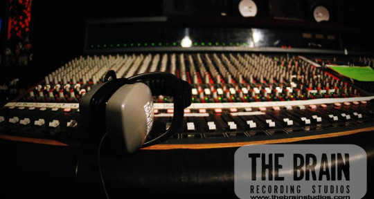 Photo of The Brain Recording Studios