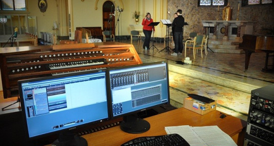 Photo of Soggy Dog Recording